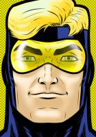 Booster Gold by Thuddleston