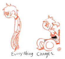Everything Changes by imadoodlist