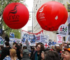May 18th 2013 - Save the NHS: 16 by LouHartphotography