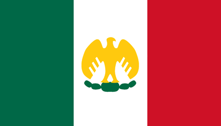 Flag: Mexico by Void-Wolf