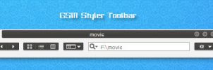 GSM Styler Toolbar by longcdn