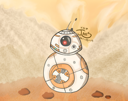 Bb-8 by DinomanInc