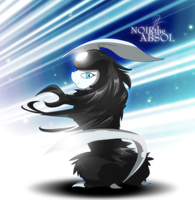 Noir the Absol