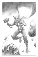 The Mighty Thor by FlowComa