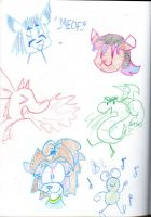 Crayon Time Page 2 by dawny