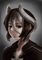 Ozen The Immovable by haxorxor