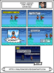 One Piece Sprite Comics by HalfSword