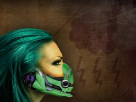 Cyber-mask by payno0
