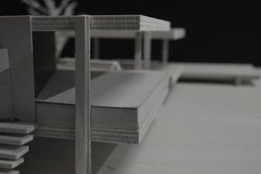 Floating? (Renovation to the Farnsworth House) by Forever-Sam