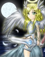 Moonlight-angel by TailsGC