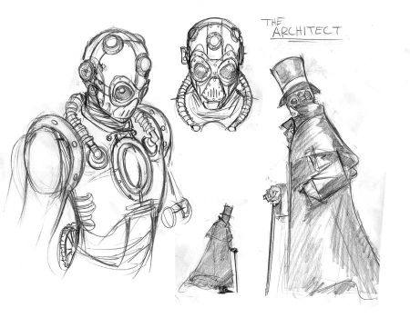 Architect Concepts 1 by TrevorMc112