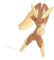 Lopunny .:Download:. by NERUFAN1HAKU