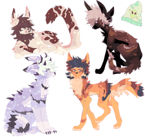 one left! cheap adopt sale!! by wqlf
