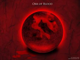 Orb of Blood by Aiofa