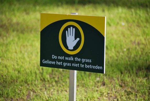 Funny sign by Pendeltag