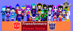 Transformers Power Force by grantgman