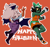 Halloween 2015 by DylanDurmeier
