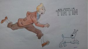 Tin Tin - cover by bigomega