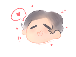 Happy Mark icon by ChloesImagination