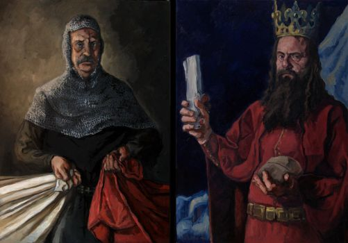 The first rulers of Poland II by Iagal