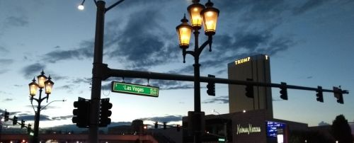 Four Cities: Las Vegas by inazar