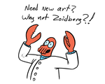 Funny Zoidberg Title Here by BlakerOats
