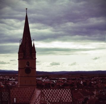 Sibiu by evil-shoelace