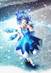 Cirno by Pokie-Punk