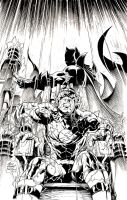 Inks - Flashpoint #2 Cover by Andy Kubert by adr-ben