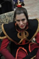 Azula Cosplay by thatbloodypirate