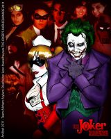 Arkham Asylum - The Joker's Harlequinade by LeonStefantKennedy