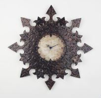 Another clock by VirginIron