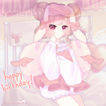 [cm] plush pink by rinihimme