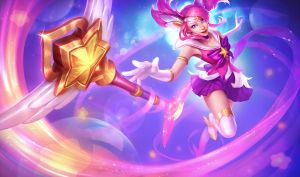 Star Guardian Lux - League of Legends by miasus