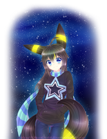 Commission: Shadowtheumbreon by RimaPichi