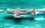 All planes, Launch your lances! by AoiWaffle0608