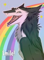 smile by Sidgi