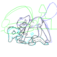 Wip by onyxthecatandwolf