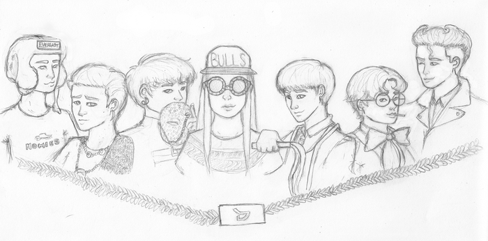 Block B WIP by Madame-Mozby