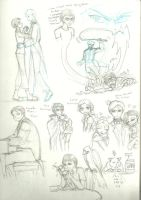 YC-Refuge:sketchdump by InYuJi