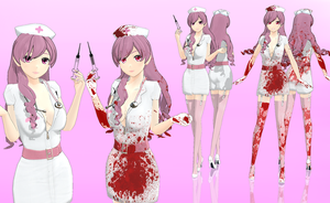 Nurse+ syringes DL by Altingul