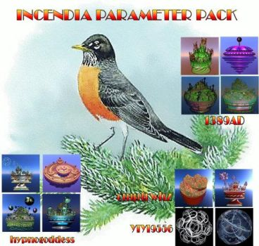 Round Robin Pack - Incendia by Fractal-Resources