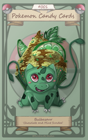 Bulbasaur Chocolate Mint Sundae (Reworked) by Mirrormoth