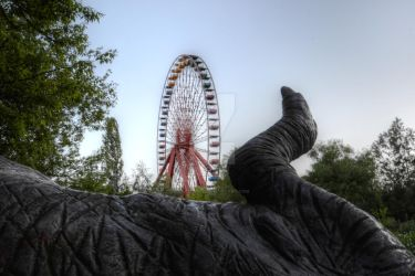 Spreepark by LifeAfterAll