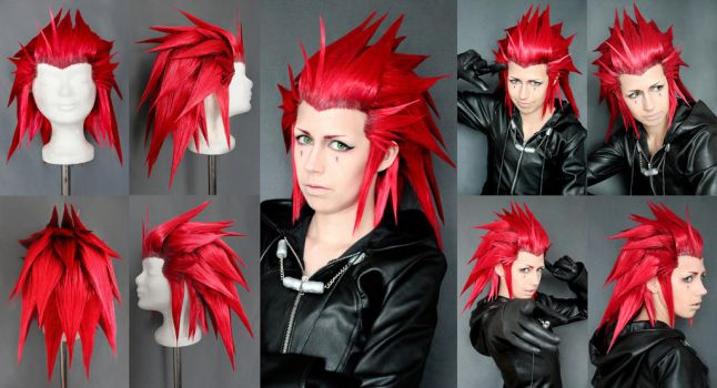 Iron Wig Final Wig 3: Axel by chibinis-chan