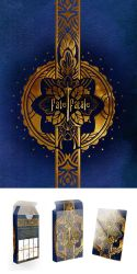 Fate Grand Order Tarot Project Box Design by blix-it