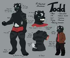 Todd ref sheet by TODD-NET