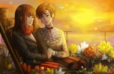 [P] Jaehee and MC by motli