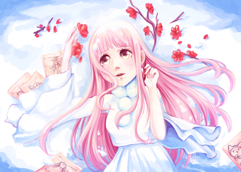 Love Nikki by MelynnRose