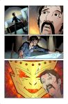 Gargoyle by Moonlight page 6 _ color by juanromera
